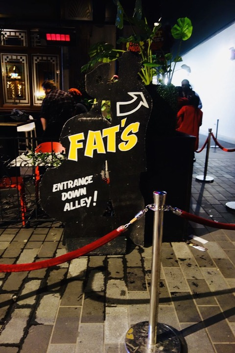 fat's