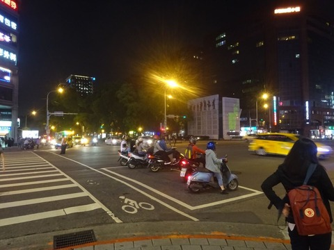 台湾(バイク)