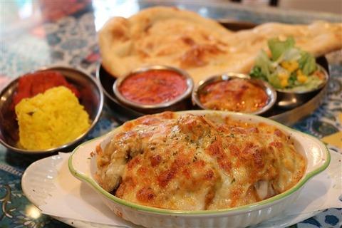 インド料理 メズバーン
