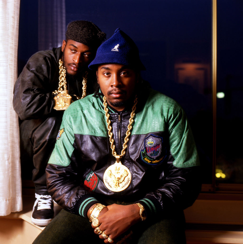 And Rakim Getty Images David Corio