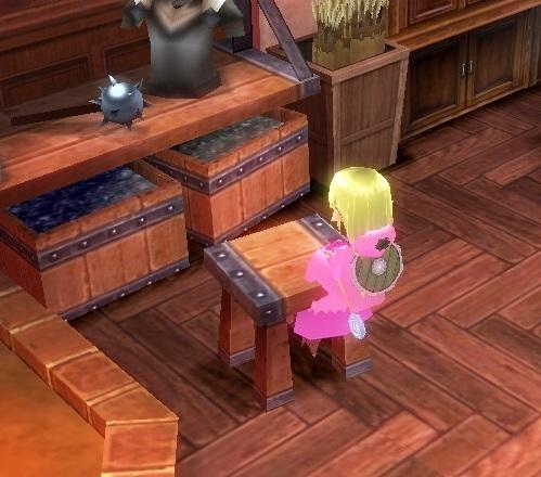 コルムの家の椅子1