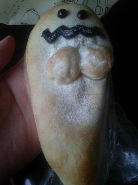 ハロウィン系パン