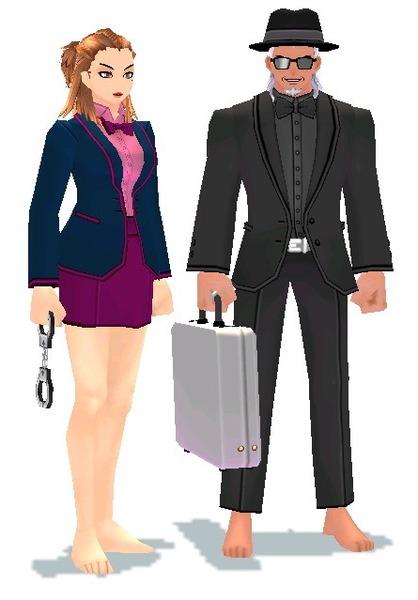 スタイルスーツ