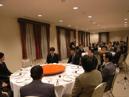 樽蒲(親会)新年会 2007年1月12日(金)