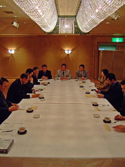 樽蒲(親会)総会 2007年5月10日(木)