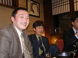 2005樽蒲例会(忘年会)�