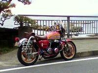今井CB750Four 2013夏バージョン2