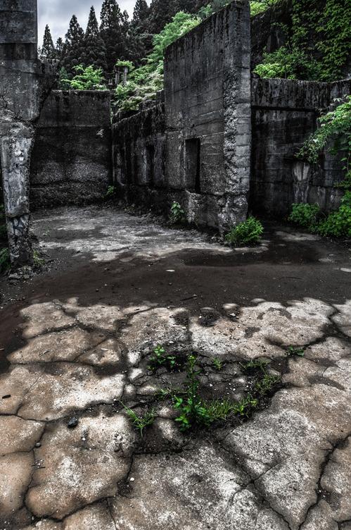 土倉鉱山跡 1
