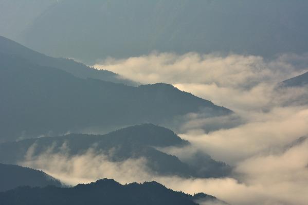 大台ケ原の雲海