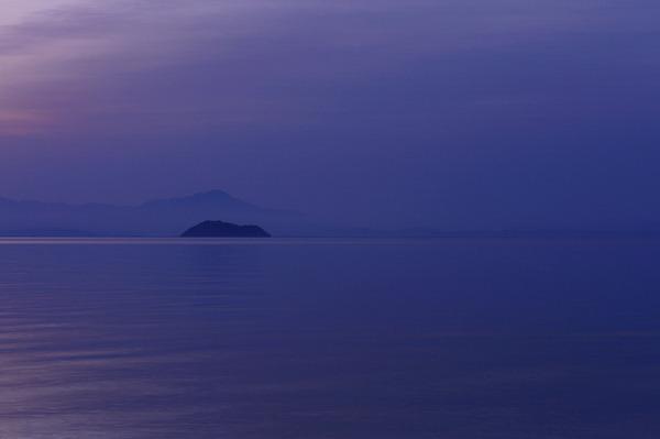 神の住む島