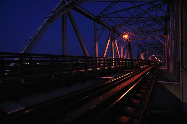 赤川仮橋2