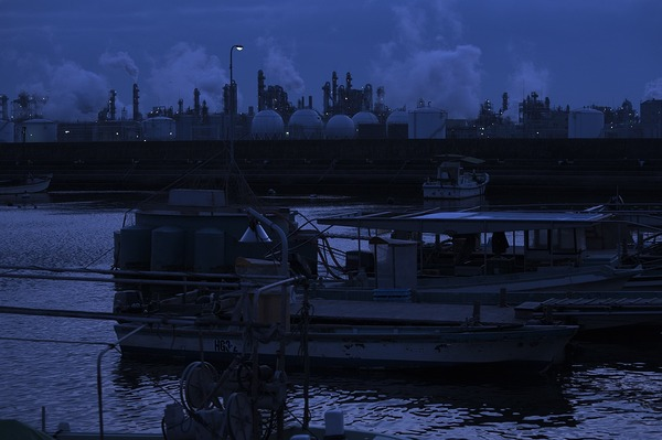 眠らない街(播磨臨海工業地帯8)