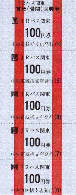 名古屋市営地下鉄 回数券