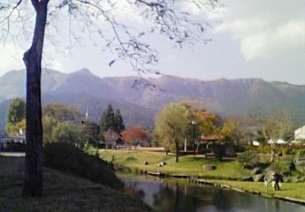 阿蘇体育館庭園