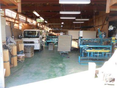 33石井製畳様工場