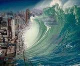 NYCへ大津波