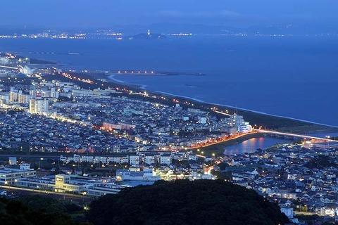 平塚の夜景1