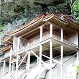 三徳山投入堂2