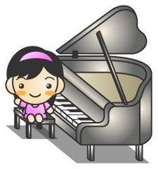 小2の子供のピアノの練習の集中力が続かない・・・