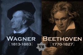 三大天才作曲家「ベートーヴェン」「ワーグナー」