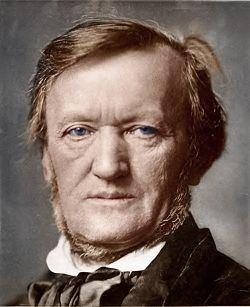ワーグナーの写真(1871年)