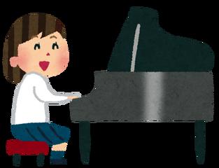 自分の子供がピアノ伴奏落とされた、選ばれたのはPTA会長の子だった