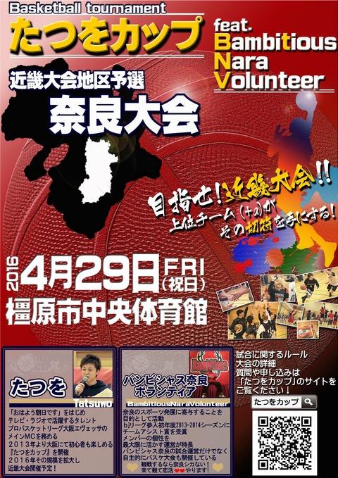 地区予選奈良大会