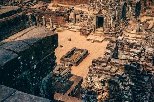 aerial-view-aged-ancient-678634