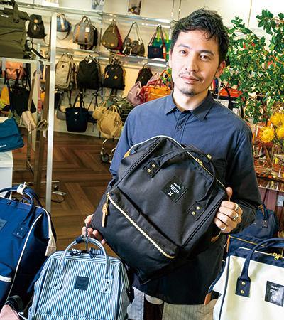 日本発リュック「anello」が全アジアで大ヒット 偶然と必然とこだわりが生んだモンスター商品