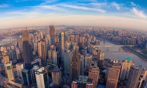 世界最大都市、中国・重慶が凄すぎる! これは完全にニューヨーク
