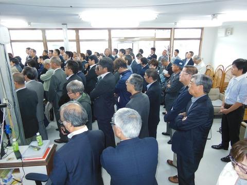 170929北海道第9区合同選挙事務所開きB