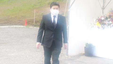200906胆振東部地震慰霊祭02