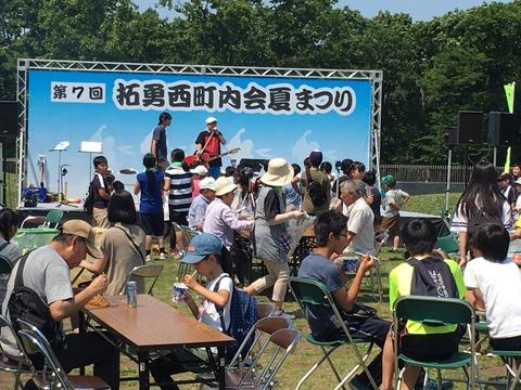 170709拓勇西町夏祭り02