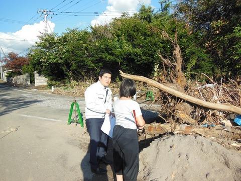 170922台風被害調査@伊達市D