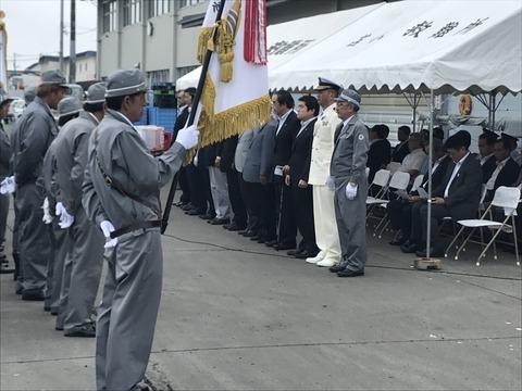 180722海難救難所訓練