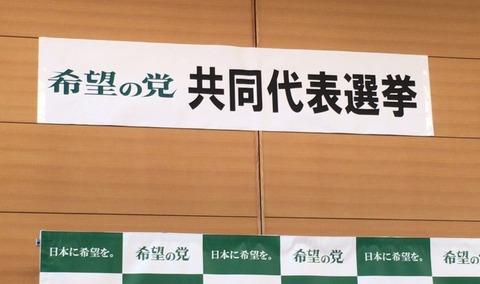 171110希望の党共同代表選03