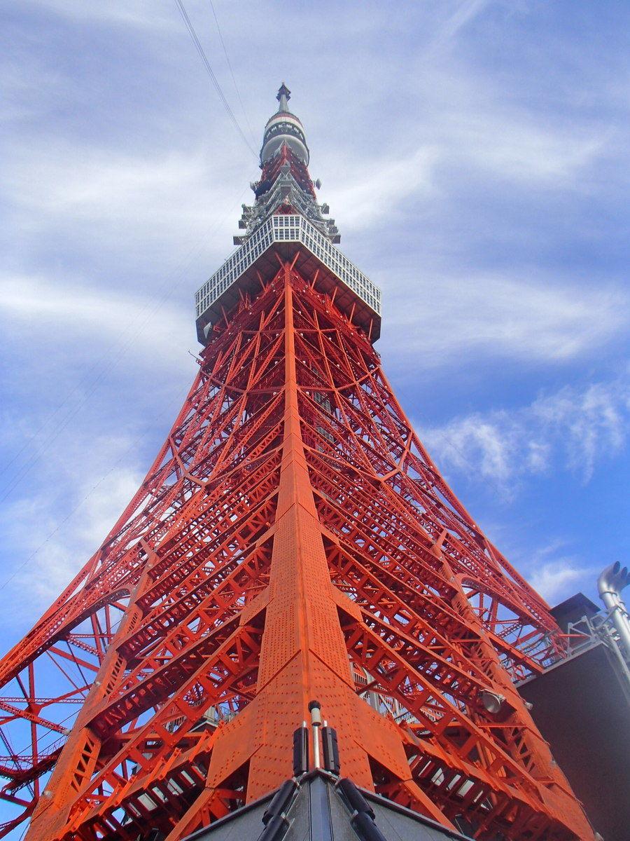 やっぱ東京タワー、尾根線 ...