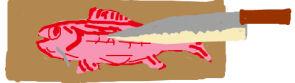 俎上の鯉350