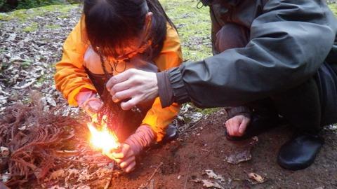 秋のキャンプツアー:2日目