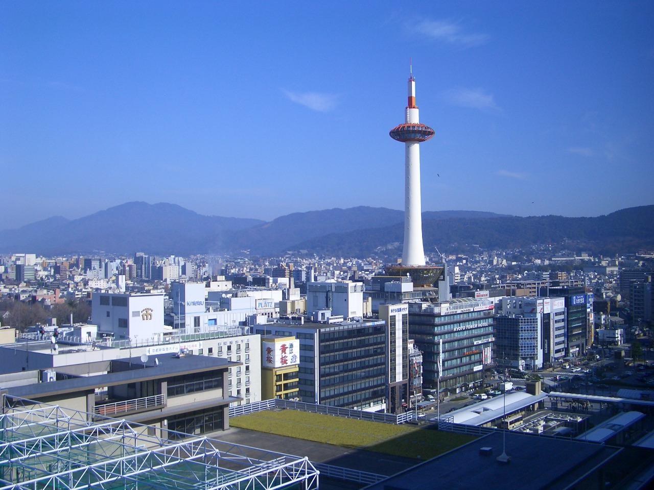京都タワー研究会                タワケン