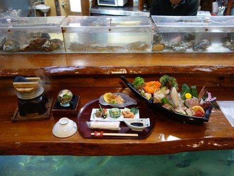 DSC05848愛媛県今治市上 大三島 料理旅館 富士見園