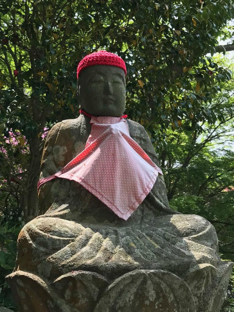湯本温泉の近く住吉神社