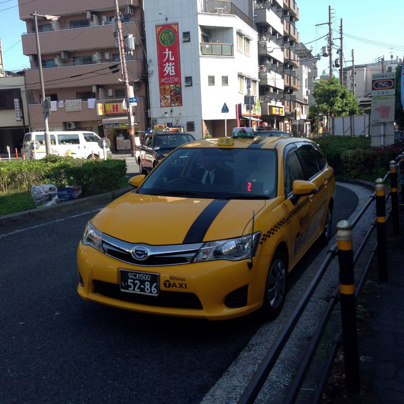 タクシー会社~日本城タクシー :...