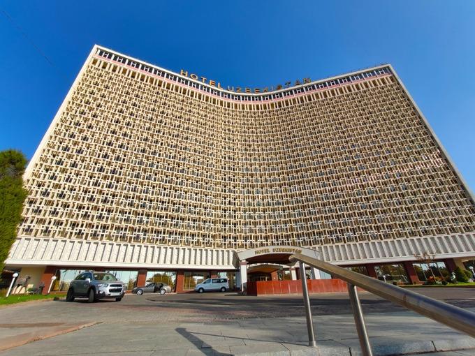 ホテルウズベキスタン