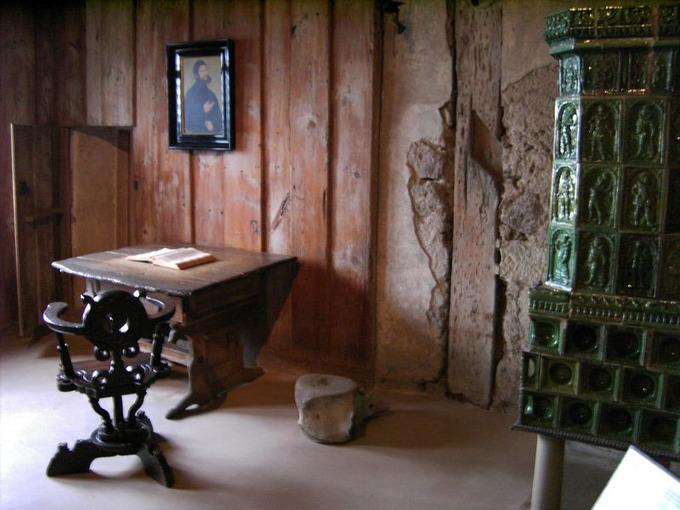 マルティン・ルターの部屋