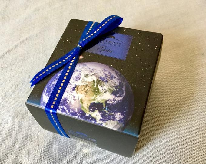 フーシェ 地球チョコ オリンパス