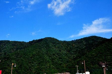 鬼怒川 山