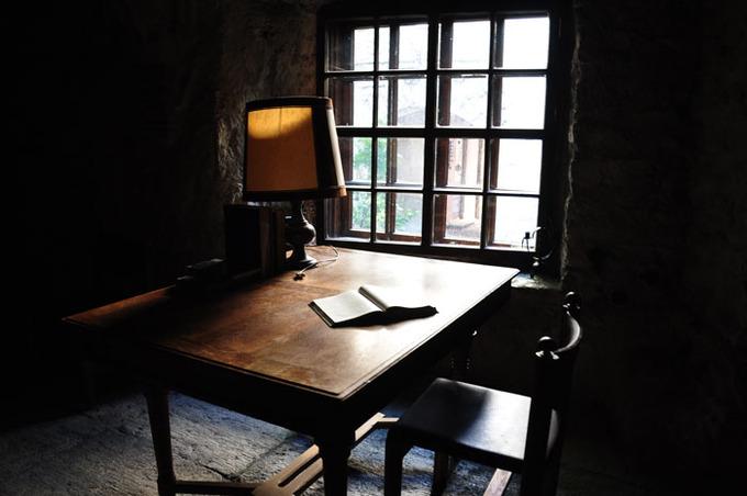ドミニコ修道院講義室