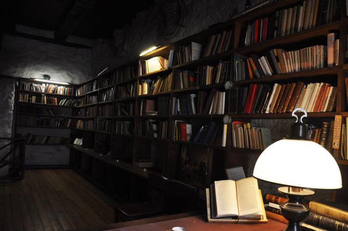 ドミニコ図書室