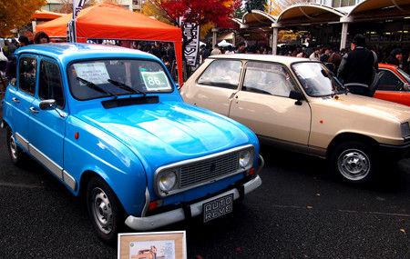 東京蚤の市 車